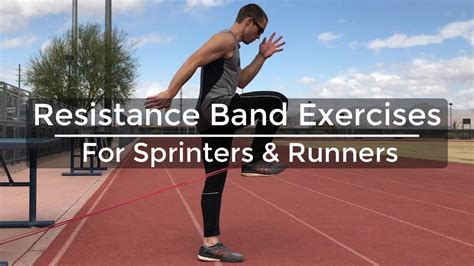 Speed Training - Resistance Band Exercises for Sprinters ...
