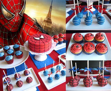 Spiderman y tu fiesta de cumpleaños - Articulos fiestas ...