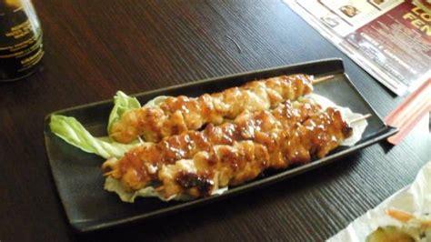 spiedini di pollo yaki tori - Picture of Long Feng ...