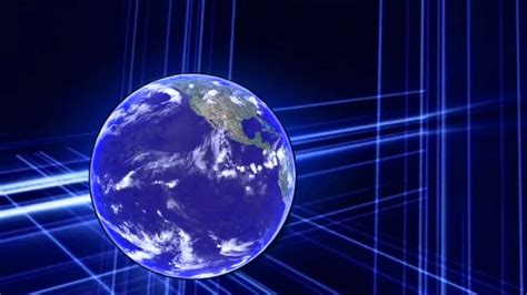 Spinning Earth - Free background video 1080p HD stock ...