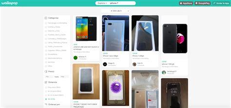 'Pirateado' el nuevo iPhone 7 en Wallapop por 1.000 euros