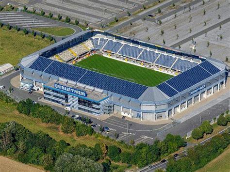 Sport-Club Paderborn 07- Benteler Arena - Germany ...