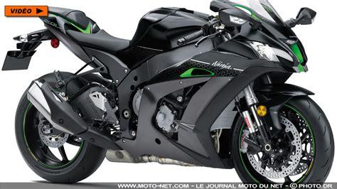 Sportive   Nouvelle Kawasaki ZX 10R SE 2018 : suspension ...