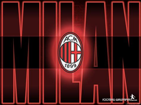Sports and Players: AC Milan Football Club