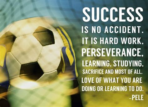Sports Mania Success   soccer quote   Sports Themed ...