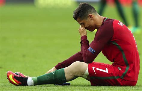 SportsTeamsOfChicago: Cristiano Ronaldo suffers ...