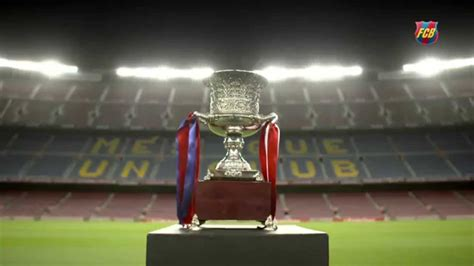 SPOT - Spanish Super Cup Final 2015/2016 [ENG] - YouTube