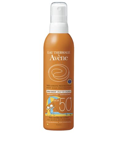 Spray SPF 50+ niños | Eau thermale Avène