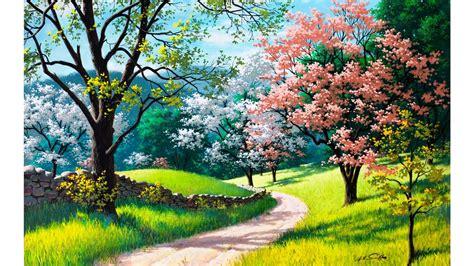 Spring Nature 4K Wallpaper   Free 4K Wallpaper