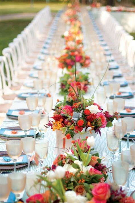 Spring Wedding table decor ideas - Fashion Blog