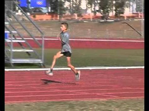Sprinting Drills for Kids - YouTube