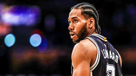 Spurs news: Kawhi Leonard out for game vs. Clippers