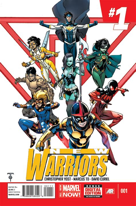 Squirrel Girl to Feature in Marvel TV Series New Warriors ...