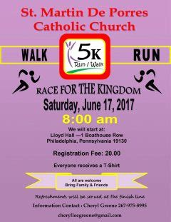 """""""Race For The Kingdom"""" – Catholic Philly"""