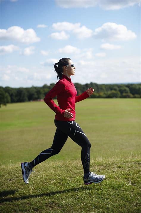 """Real Women Run"" photo shoot | the fight and flight response"