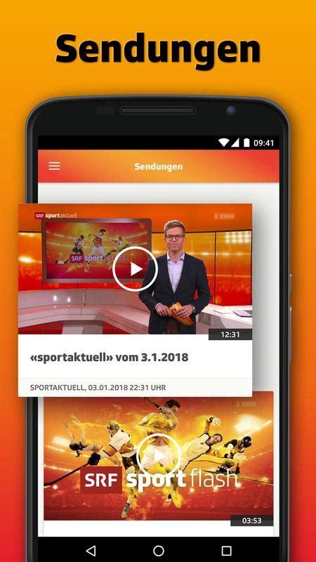 SRF Sport   News, Livestreams, Resultate Descarga APK ...
