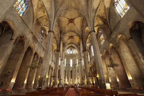 ᐅᐅ Basílica de Santa María del Mar 【Catedral del Mar ...