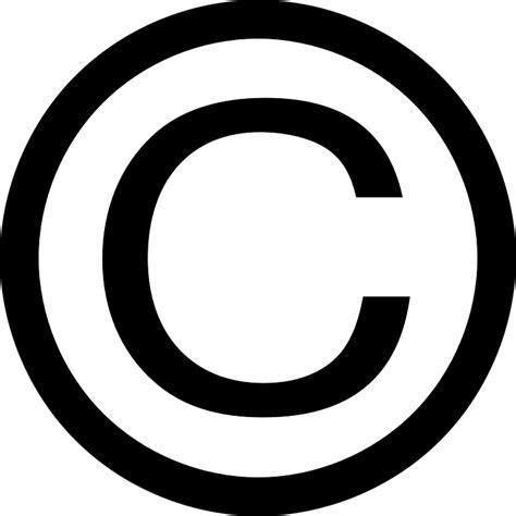 무료 벡터 그래픽: 저작권, 기호, 로그인, 블랙, 화이트, 동그라미, 자본, 편지   Pixabay의 ...