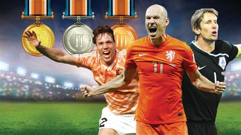 ᴴᴰ Who is the best dutch football player? - YouTube