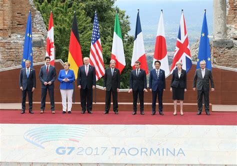 平成29年5月26日 G7タオルミーナ・サミット -1日目-   平成29年   総理の一日   総理大臣   首相 ...