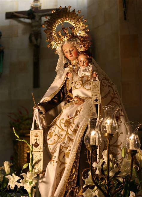 SSANTABENAVENTE: Virgen del Carmen