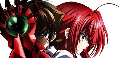 'Shin High School DxD' Light Novel Series A Sequel To ...