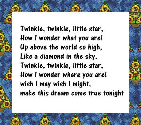 Ssissimonea: Campanita del lugar, Twinkle Twinkle Little ...