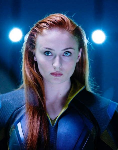 """Sophie Turner as Jean Grey for X Men Apocalypse X Men ..."