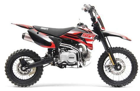 SSR 110TR Pit Bike Mini Dirt Bike