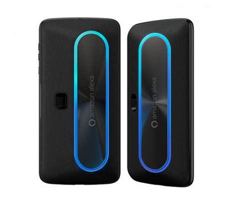 スマホをAmazon Alexa対応にするケース型スピーカー「Moto Smart Speaker with ...