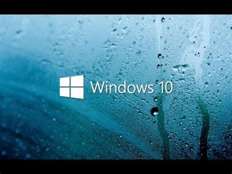 Живые обои для Windows 10 (Рабочий способ) - YouTube