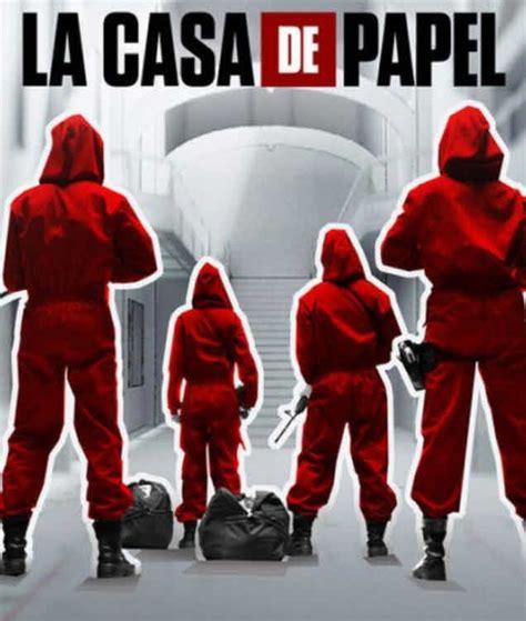 مشاهدة مسلسل La casa de papel موسم 1 كامل | Casa de ...