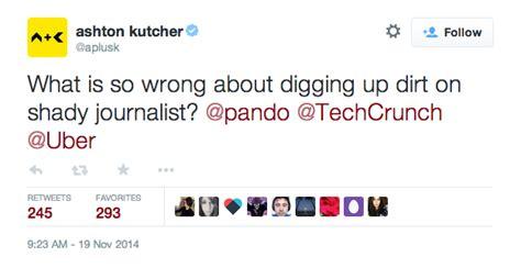 زغزغنى: Uber Investor Ashton Kutcher Sticks Up For ...