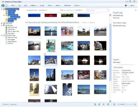 Скачать Windows Live Photo Gallery бесплатно для Windows 10