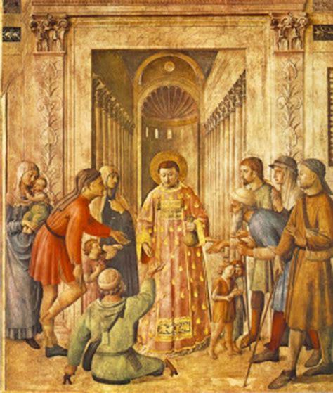 Καθολικός διάκονος: St. Lawrence, deacon and martyr