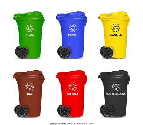 可回收垃圾简笔画图片 可回收垃圾标志简笔画|香蕉皮简笔画|有害垃圾简笔画|不可回收垃圾有哪些
