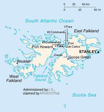 Фолкландска война – Уикипедия