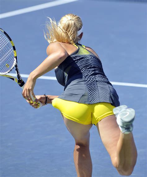 キャロライン・ウォズニアッキ全米オープン準々決勝ベスト画像 : アスリート達の美しくセクシーな光景 sports xnews