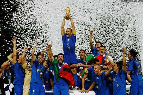 イタリア、ドイツW杯優勝!!!   NO FOOTBALL NO LIFE