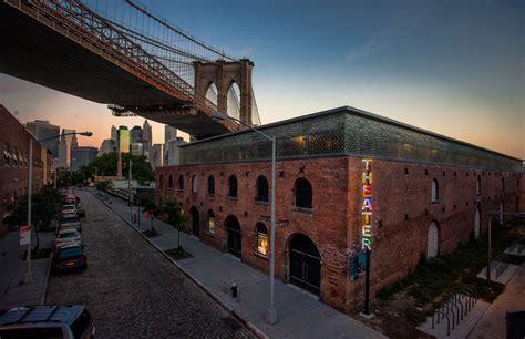 St Ann's Warehouse opens a theatre under Brooklyn Bridge