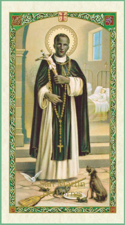St. Martin de Porres - Catholic Saint Medals - Patron ...