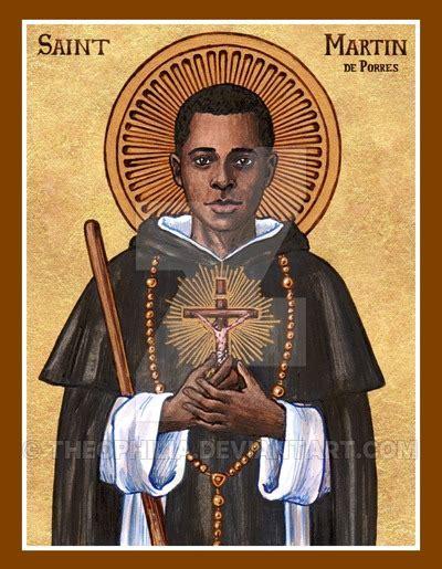 St. Martin de Porres icon by Theophilia on DeviantArt