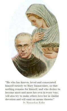 St. Maximilian Kolbe, Priest & Martyr. In 1941, Maximilian ...