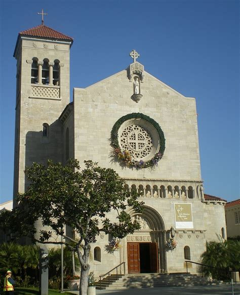 St. Monica Catholic Church (Santa Monica, California ...