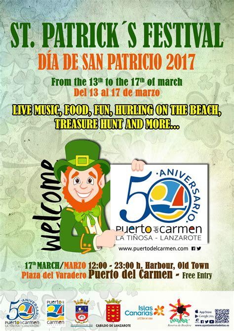 St. Patrick's Festival Día de San Patricio 2017. Puerto ...