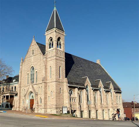 St. Paul's Catholic Church (Burlington, Iowa) - Wikipedia