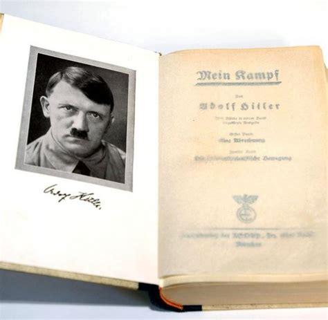 """Staatsregierung: """"Mein Kampf"""" kann kommen – ohne ..."""