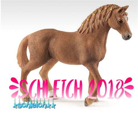 Stajnia Tatersal : Konie Schleich 2018   zdjęcia!