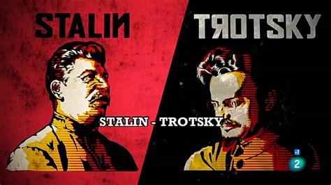 Stalin y Trotsky, un duelo a muerte - YouTube