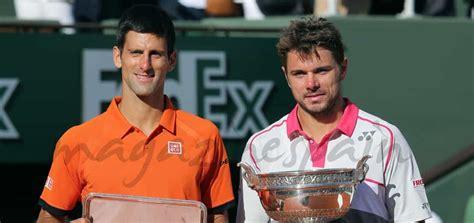 Stan Wawrinka y Serena Williams ganadores de Roland Garros